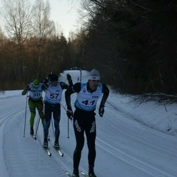 43. Tartu Maraton - Andre Mets (41), Risto Roonet (57)