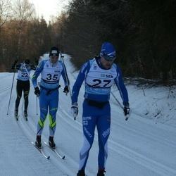 43. Tartu Maraton - Björn Hänninen (27), Jan Treier (35)
