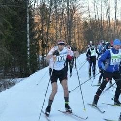 43. Tartu Maraton - Arne Türkson (1021), Aare Pilvet (1442)