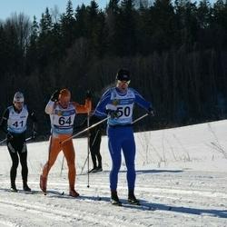 43. Tartu Maraton - Andre Mets (41), Samuli Pigg (50), Joosep Karlson (64)