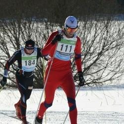 43. Tartu Maraton - Artur Rauk (111), Marko Punavaara (184)