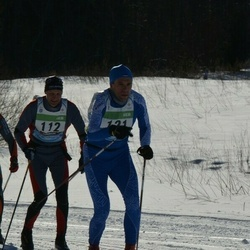 43. Tartu Maraton - Üllar Lillmets (112), Priit Rooden (121)