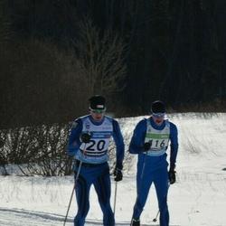 43. Tartu Maraton - Janis Melbardis (20), Bert Tippi (116)