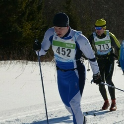 43. Tartu Maraton - Alar Lehesmets (452), Andrey Kornilov (713)