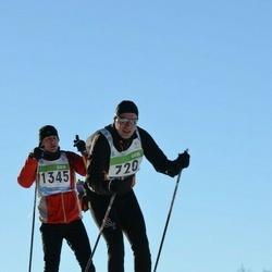 43. Tartu Maraton - Ari Mehtonen (720), Tarmo Kooser (1345)