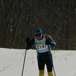 43. Tartu Maraton - Anatoly Alferov (2147)