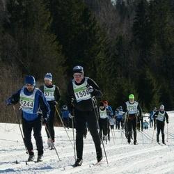 43. Tartu Maraton - Erki Unn (1508), Artur Kink (5244)