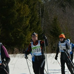 43. Tartu Maraton - Andero Oras (2788)