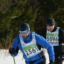 43. Tartu Maraton - Kaarel Roose (2361), Andre Ilumäe (5096)