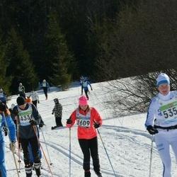 43. Tartu Maraton - Tiina Kadak (2609), Andre Karja (4336)