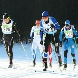 43. Tartu Maraton - Denis Letunov (91), Anatoliy Ivanov (998)