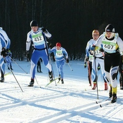 43. Tartu Maraton - Valery Reznik (271), Alar Lehesmets (452), Fedor Panchenko (607)