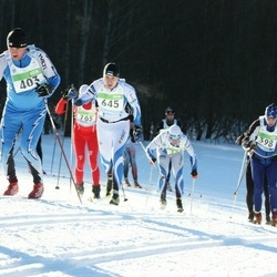 43. Tartu Maraton - Tuomo Haikonen (403), Alar Alumaa (645)