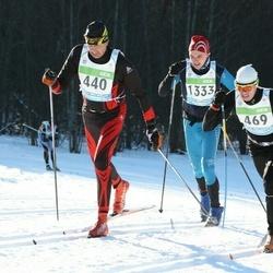 43. Tartu Maraton - Erkki Mäkinen (440), Karol Kikkas (469), Siim Suuroja (1333)