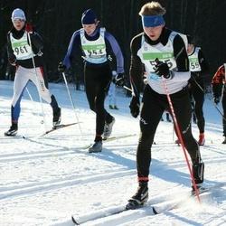43. Tartu Maraton - Alexander Lott (554), Lauri Tomp (961)