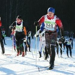 43. Tartu Maraton - Peeter Schmidt (860), Arkadiy Petreykin (982), Sanna Mantere (1204)