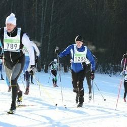 43. Tartu Maraton - Roman Kattai (731), Aare Piire (789), Tarvi Kendaru (1286)