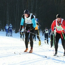 43. Tartu Maraton - Priit Sipelgas (1026), David Danielsson (2023)