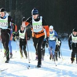 43. Tartu Maraton - Bert Lõuke (1822), Oliver Ossip (5279)