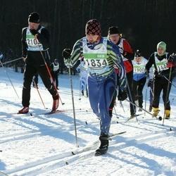 43. Tartu Maraton - Aimar Liiver (1834), Jaanus Pauts (2175)