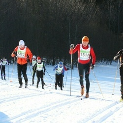 43. Tartu Maraton - Villu Päärt (1516), Ando Arula (1682), Tarvo Siim (2437)