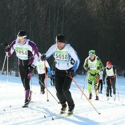 43. Tartu Maraton - Joel Meringo (2954), Agur Alev (5038)