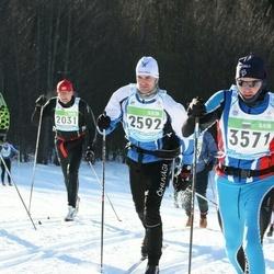 43. Tartu Maraton - Rain Muru (2592), Alexander Skobelev (3571)