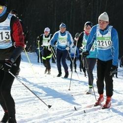43. Tartu Maraton - Ago Bachmann (2210), Marius Kybartas (3613)
