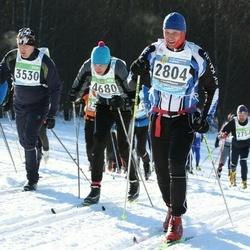 43. Tartu Maraton - Art Kuum (2288), Indrek Sauväli (2804), Toomas Tiisler (3530)