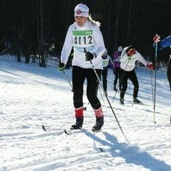 43. Tartu Maraton - Maiki Hiller (4112), Annika Albert-Aksjonov (4455)