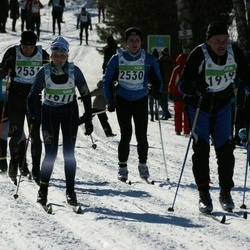 43. Tartu Maraton - Elor Ilmet (1919), Arno Peever (2530)