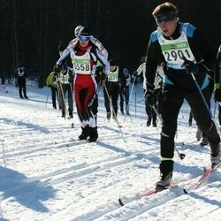 43. Tartu Maraton - Karlis Spolitis (2901), Annika Lundstrom-Nygard (3558)
