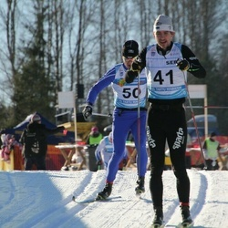 43. Tartu Maraton - Andre Mets (41), Samuli Pigg (50)