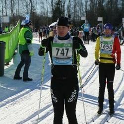 43. Tartu Maraton - Agris Peedu (747), Vlastimil Polak (1650)