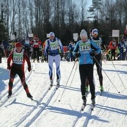 43. Tartu Maraton - Artur Gornischeff (1447), Sven Tamsalu (1605), Ivan Gusev (4659)
