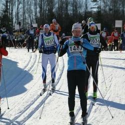 43. Tartu Maraton - Artur Gornischeff (1447), Sven Tamsalu (1605)