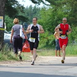 Saku Triatlon - Veiko Parts (70), Aarne Vasarik (110)