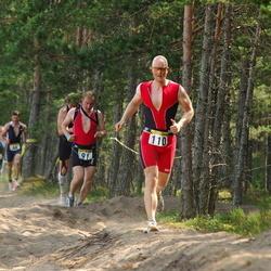 Saku Triatlon - Priit Vaht (91), Aarne Vasarik (110)