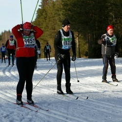 43. Tartu Maraton - Arne Johansson (4375), Liga Blanka (9051)