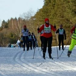 43. Tartu Maraton - Soile Sild (9202), Aare Allaje (9213)