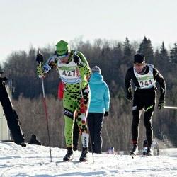 43. Tartu Maraton - Christophe Chaix (244), Jan Svoboda (427)