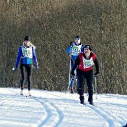 43. Tartu Maraton - Briti Klimberg (2459), Jan Francirek (3566)