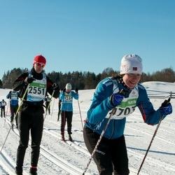 43. Tartu Maraton - Kaido Mikk (2551), Britt Randi Stokkevag (4703)