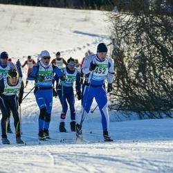 43. Tartu Maraton - Alar Lehesmets (452), Max Rochette (1208)