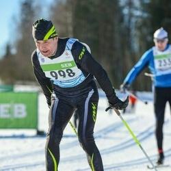 43. Tartu Maraton - Anatoliy Ivanov (998)