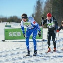 43. Tartu Maraton - Ahti Mardo (346), Alexander Gavrilov (2419)