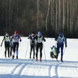 43. Tartu Maraton - Ando Stimmer (398), Jaanus Tiisvend (475)