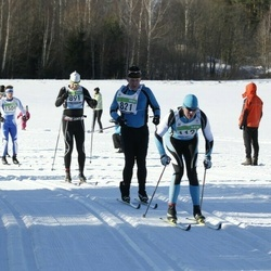 43. Tartu Maraton - Üllar Lillmets (112), Ari Kainulainen (821)
