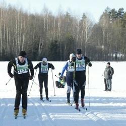 43. Tartu Maraton - Agris Peedu (747), Stanislav Tarassov (2134)