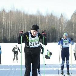 43. Tartu Maraton - Agris Peedu (747), Vahur Pindma (1307), Stanislav Tarassov (2134)